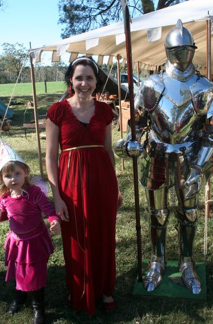 Kids Medieval Day 4