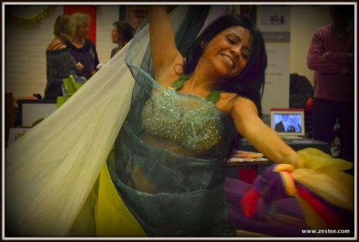 Zahara dance