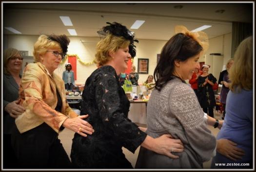 connecting women dance