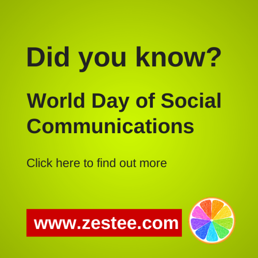 World Day of Social Communications