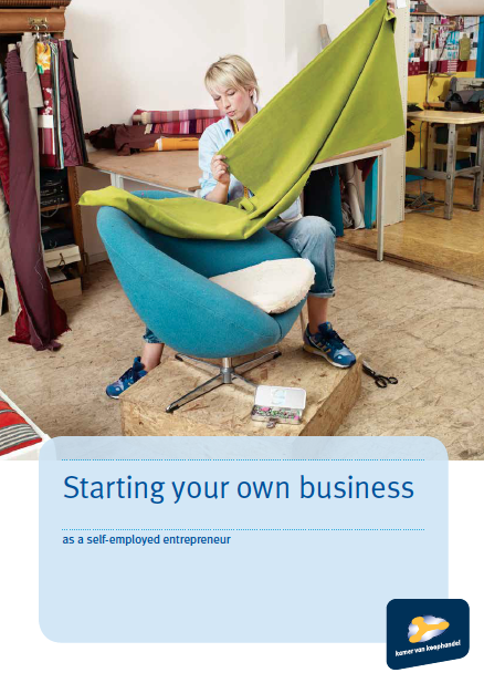 starting your own business in the netherlands