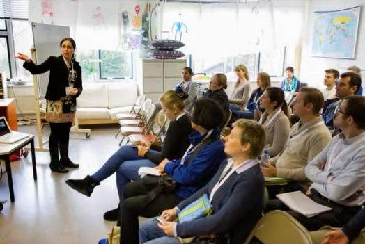 Renee Veldman Tentori Networking Workshop
