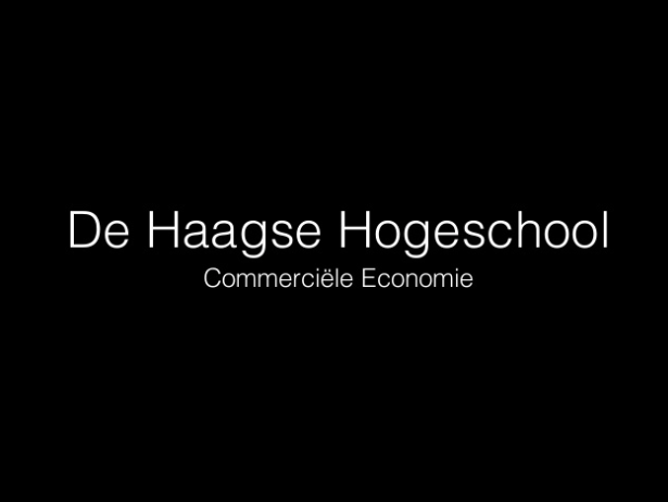Henk presentation